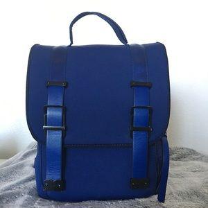 Zara Blue Electric Backpack